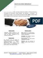 Dossier Institucional Creactiva 1