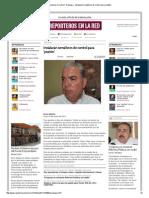 20-01-2014 'Instalarán semáforos de control para 'peatón''