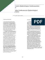 The Italian Cardiovascular Epidemiological.