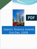 Islamic Finance Events