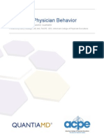 Medical Disruptive Behavior