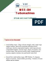 Axial Turbines