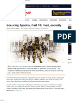 Securing Apache, Part 10_ Mod_security - LINUX for You