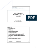 Cap 3 Sistemas de Manufactura JIT