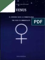 Ka Parvathi Kumar - Venus El Sendero Hacia La Inmortalidad