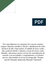 Plan Recuperacion de Areas Verdes [Reparado]