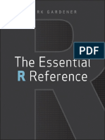 The Essential R Reference. Preview Sample