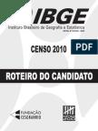 IBGE - Edital