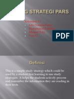 Reading Strategi PARS