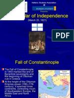 Greek War Independence 1