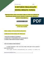 Cavalleiro, Paulo Freire, Alarcão, Rosita Carvalho, Munanga