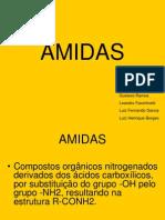 Trabalho de Qumica Amidas4747