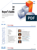 Mobile Device Management - Buyer's Guide