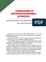 68346536 Introduce Re in Antievolutionismul Stiintific