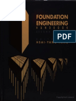 Foundation Engineering Handbook, H.Y. Fang