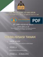 Presentasi Difa Ss Mei 2013