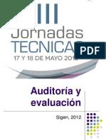 Power Evaluacion y Auditoria Sigen 18-5-12