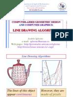 Line Algorithms