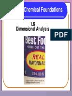 1 6 Dimensional Analysis