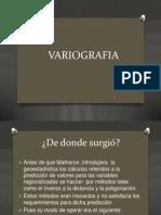 3 VARIOGRAFIA