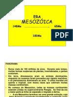 Historica 5h Mesozoico