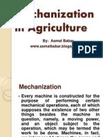 mechanizationinagriculture