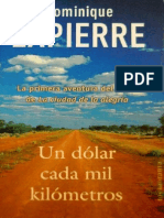 Un Dolar Cada Mil Kilometros - Dominique Lapierre
