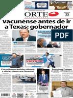 Periódico Norte edición impresa día 22 de enero 2014