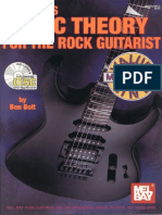 Music Theory for the Rock Guitarist