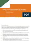 MNsure Assessment Presentation