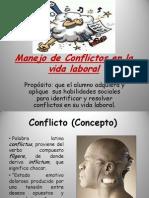 Sesion de Conflicto