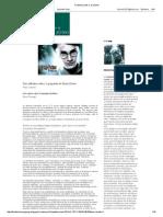 Una Refelxion Critica a Proposito de Harry Potter