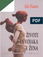 Zivoti Devojaka i Zena - Alice Munro