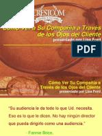 comoverasucompaiaatravesdelosojosdelcliente-121102230525-phpapp01