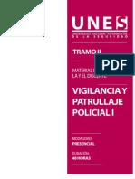 Material Vigilancia Patrullaje i Dig