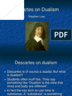 Descartes - Dualism