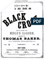 Black Crook Galop-Baker