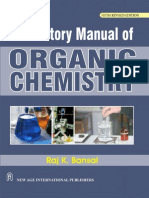 Laboratory Manual of Organic Chemistry