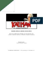 Libreto Kaliman Fina Finall