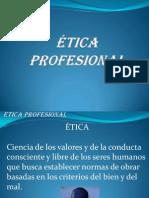 ÉTICA PROFESIONAL II