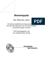 Dhamma Pad ADhammapada