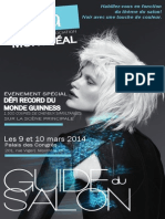 Montreal Show Program