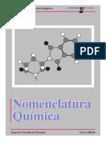 Nomenclatura Quimica (Organica-Inorganica)