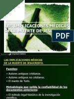 Implicaciones Medicas Crucifixion