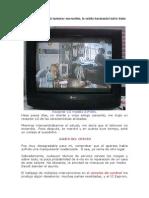 TV LG 21FJ8RL - Al intentar encendido, la salida horizontal sufre daño inmediato..doc