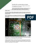 TV Marca CCE modelo HPS-2097 no enciende (falla en la fuente).doc