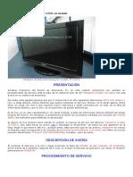 TV LCD 32 pulgadas Panasonic TC-L32X1, no enciende..doc