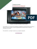 TV LG CP-25Q22 - No hay deflexión horizontal..doc