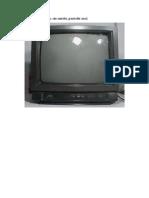 TV JVC C-1429 Sin imagen, sin sonido, pantalla azul..doc