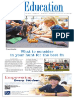 January 2014 Education - North/South Edition